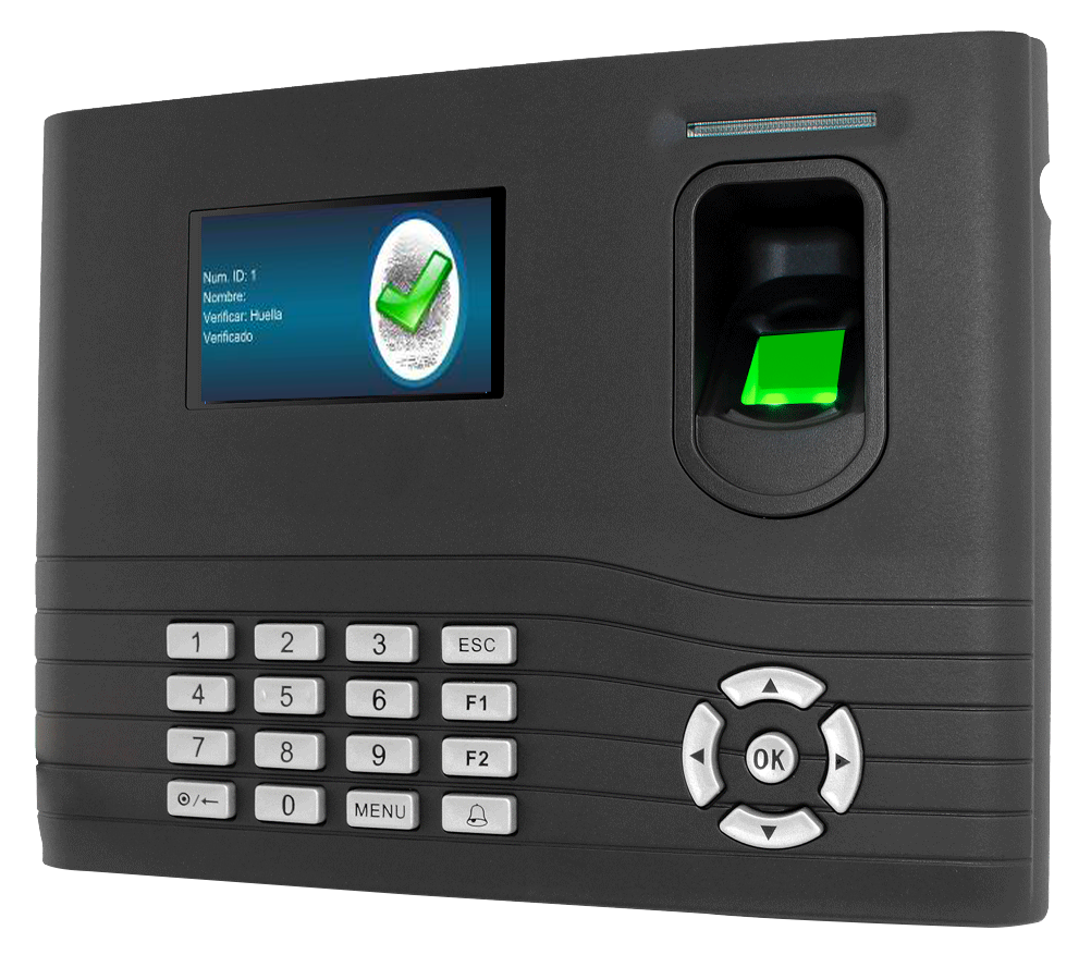 Access control system panel