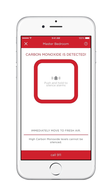 Carbon Monoxide alert