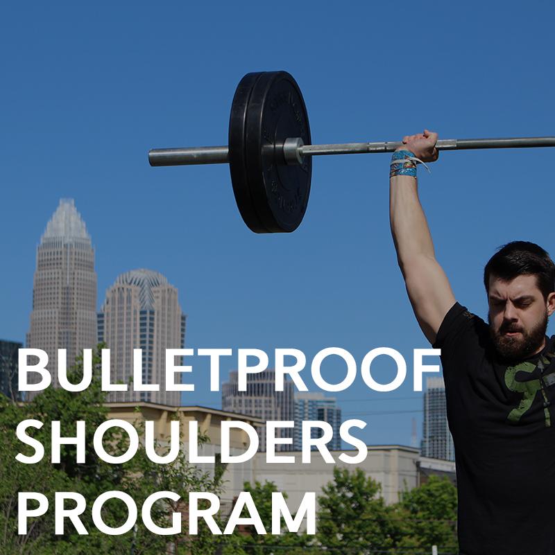 Bulletproof Shoulders