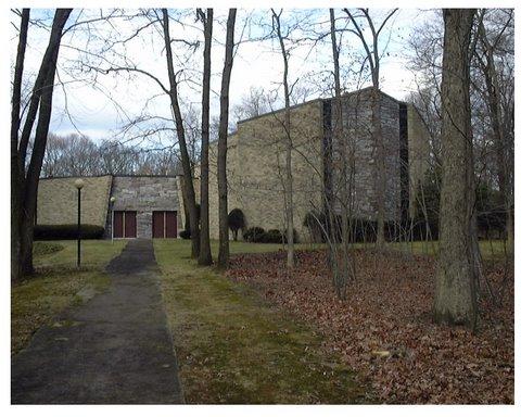 3rd Beth Israel building, 1280 Williams St., Longmeadow
