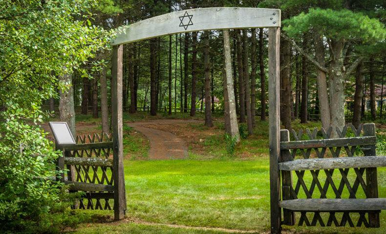 Gate of Gangelt Cemetery