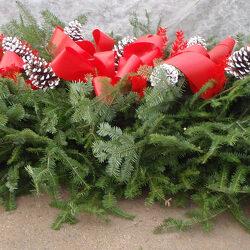 Seasonal Grave Decorations