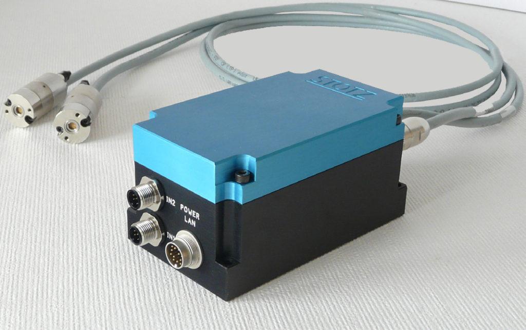 Stotz DSPW digital dual channel transducers