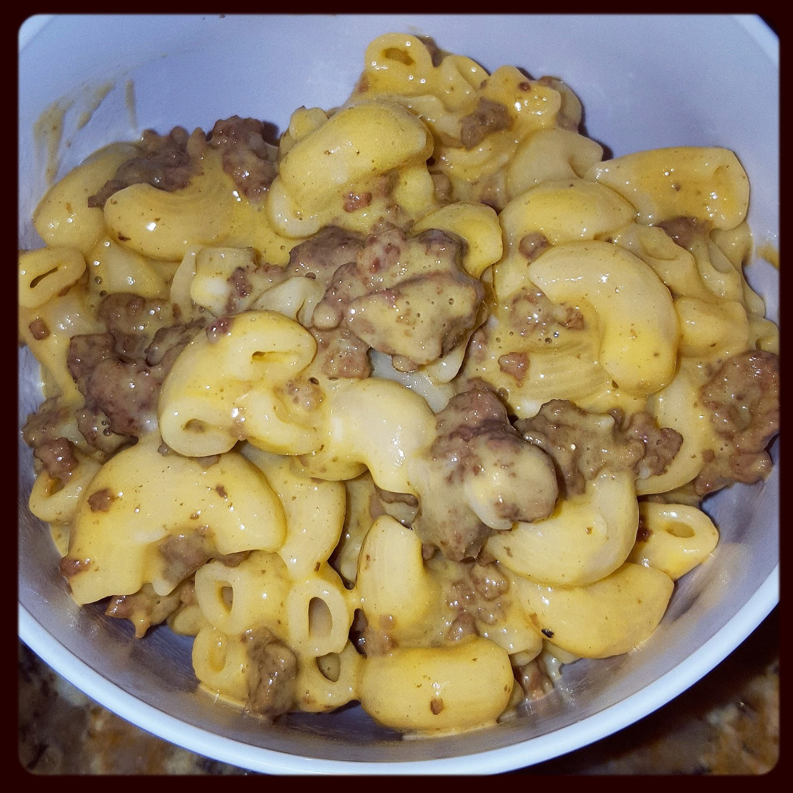 Instant Pot Beef Mac and Cheese | Food Under Pressure
