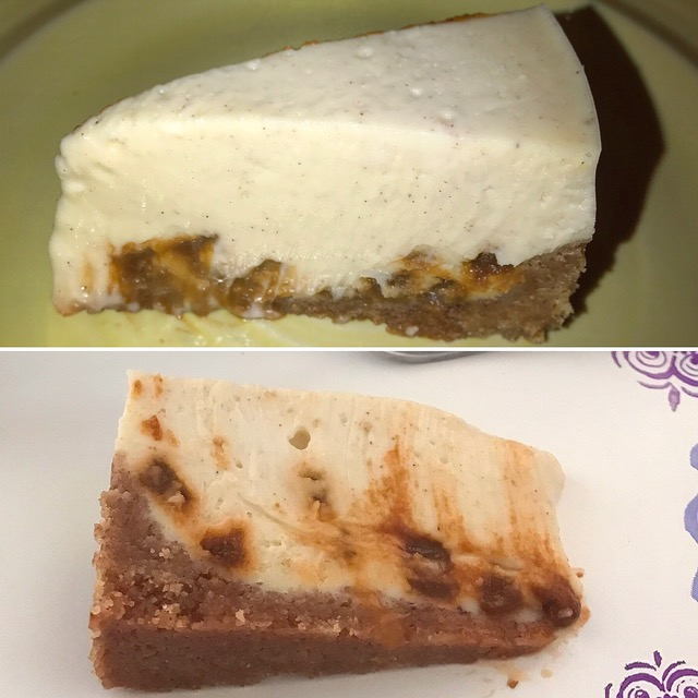 Instant Pot Cinnamon Chip Cheesecake | Food Under Pressure
