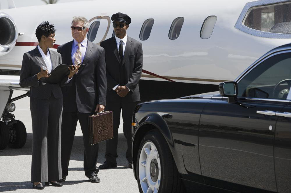 Luxury airport car services