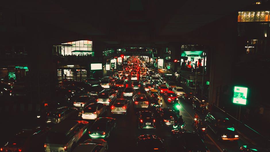 Holiday traffic