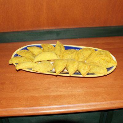 Jamaican meat patties