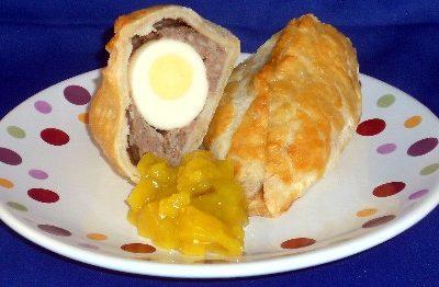 scotch egg pasty