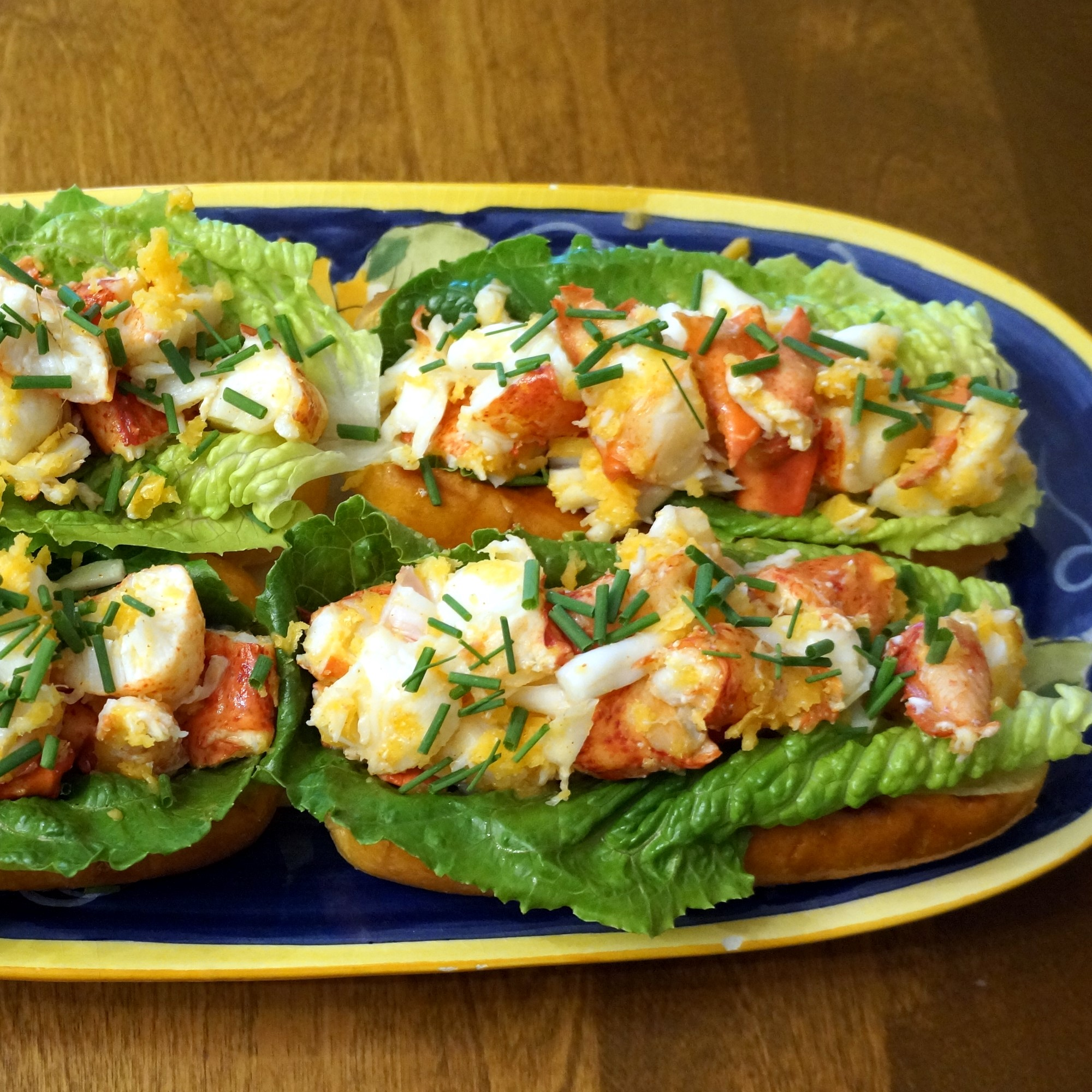 Lobster Roll on Brioche