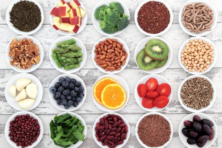 Vegan and Vegetarian options in camp food service