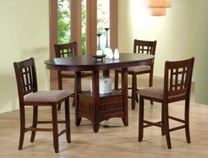 empire dining set
