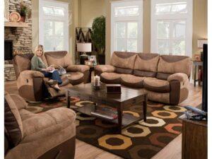 Portman 2 Piece Reclining Sofa Set