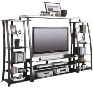 coaster entertainment console
