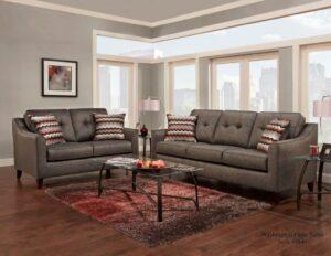 stoked ash sofa set mid century modern