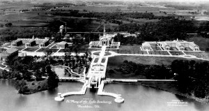 St. Mary of the Lake Seminary in Mundelein, IL. Copyright Archdiocese of Chicago