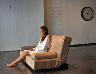 "Lital Dotan discusses ""Second Floor"""