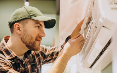 Inspecting Your AC for Damage: 3 Signs of Freon Leaks