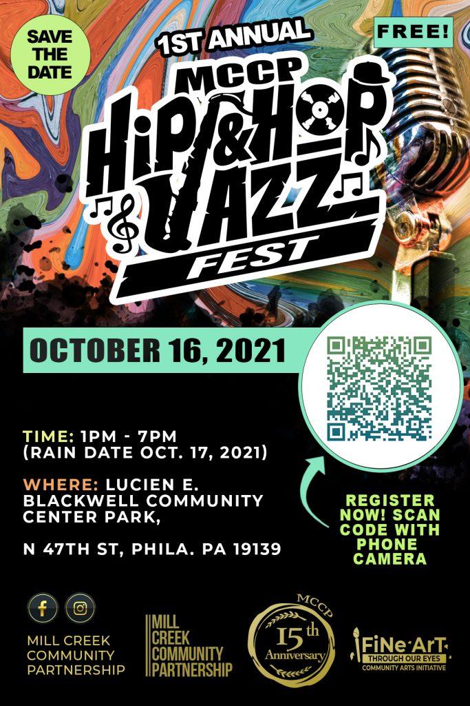 Mill Creek Community (MCCP) Hip Hop & Jazz Fest)