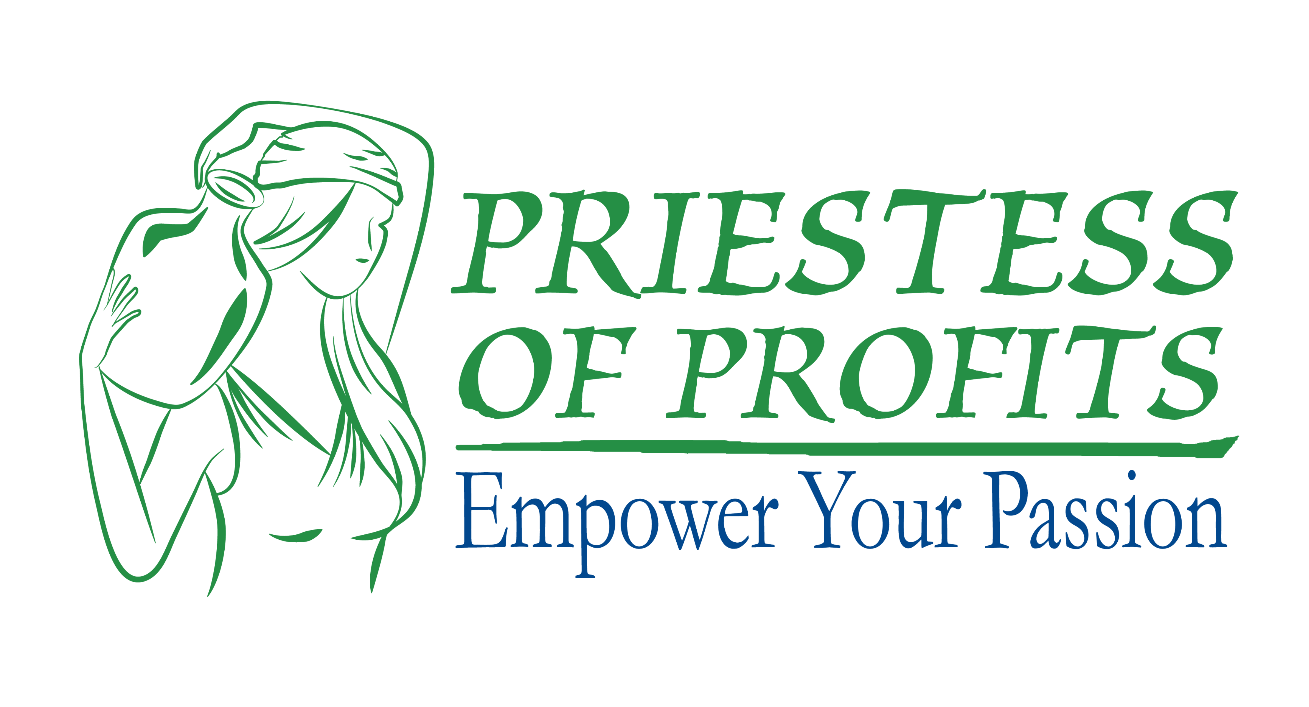 Priestess of Profits Logo