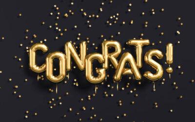 Congratulations GFWC Convention in Atlanta Winners