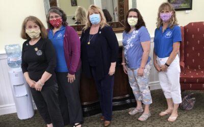 The GFWC Pennsylvania Executive Committee