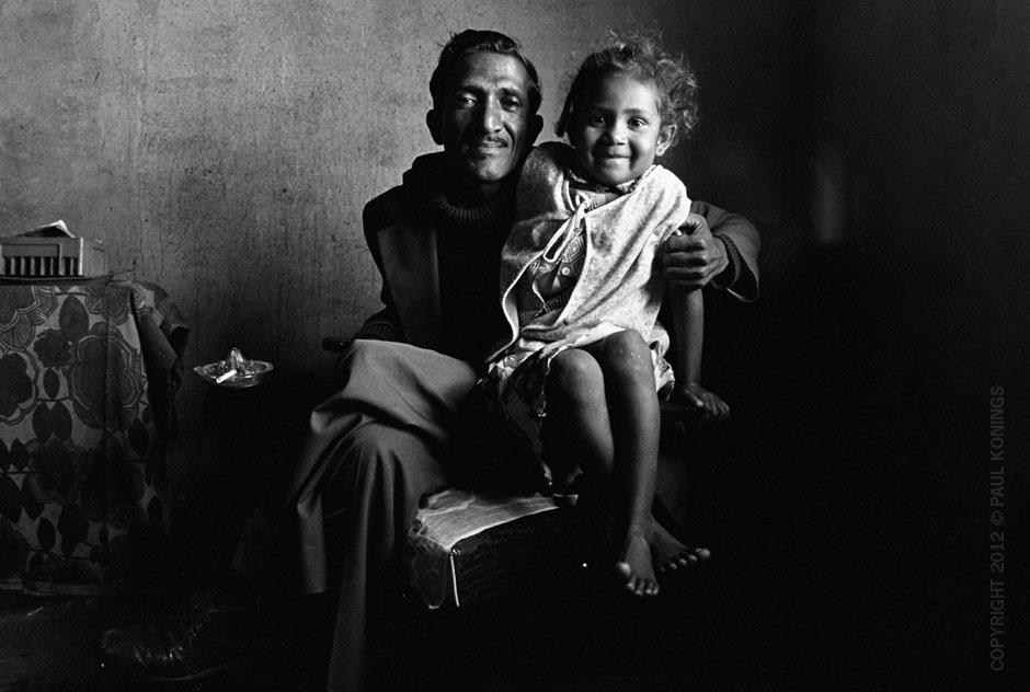 Mini and his grand daughter Ida