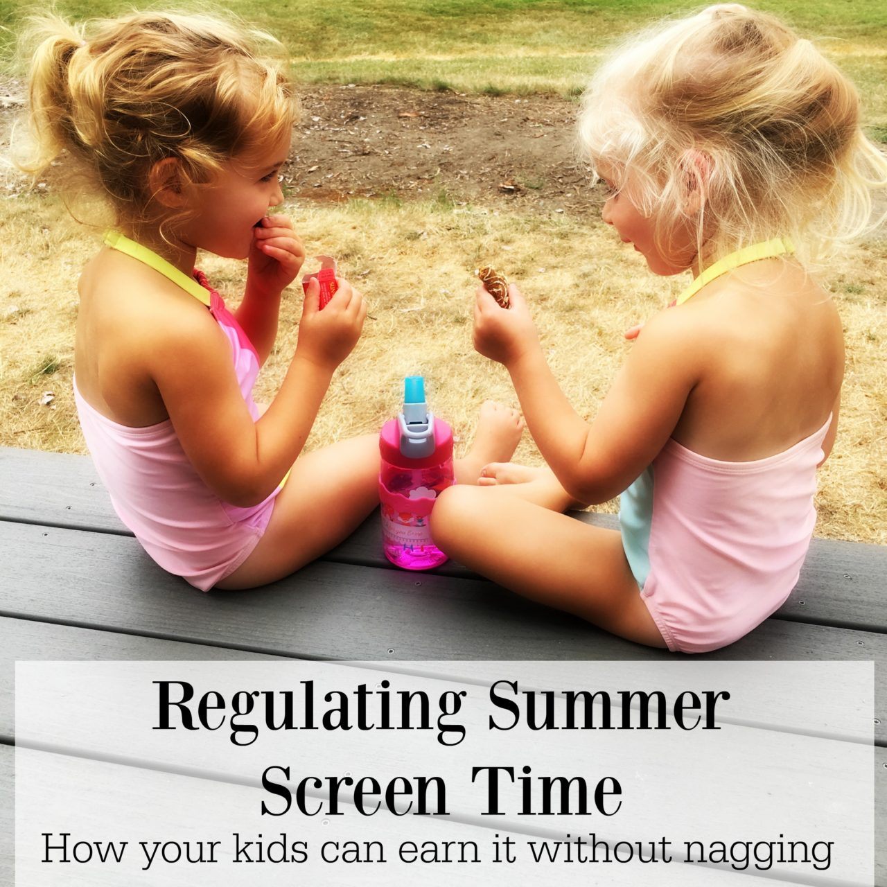 How To Earn Summer Screen Time For Your Kids