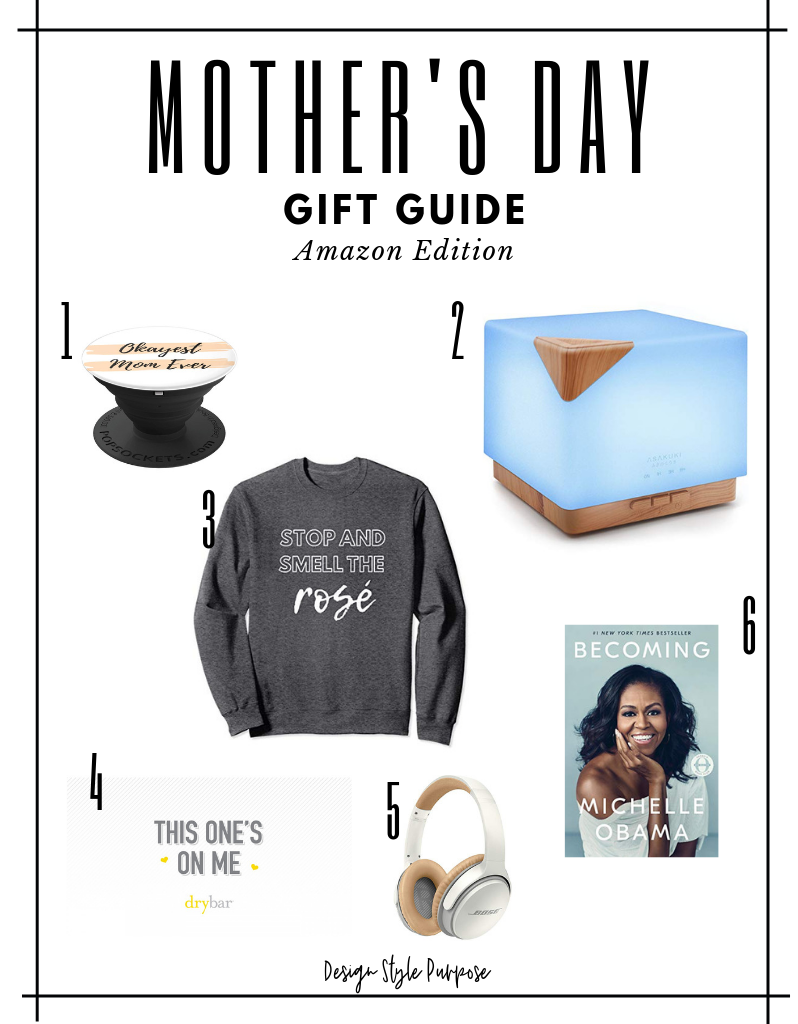 Mother's Day Gift Guide: Amazon Edition