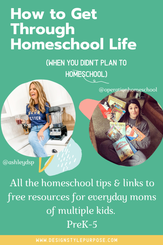 new homeschool mom resources