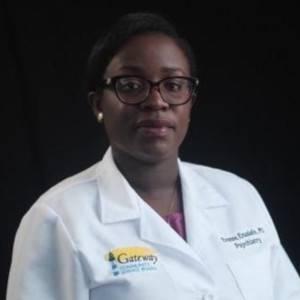 YVONNE ERUSIAFE, MD