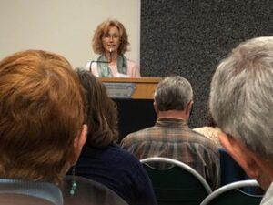 Kathryn O'Sullivan - Novelist, Playwriter Screenwriter
