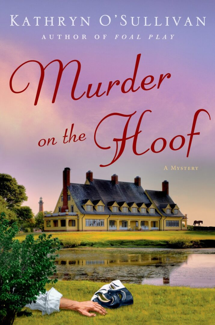 Murder on the Hoof - final cover