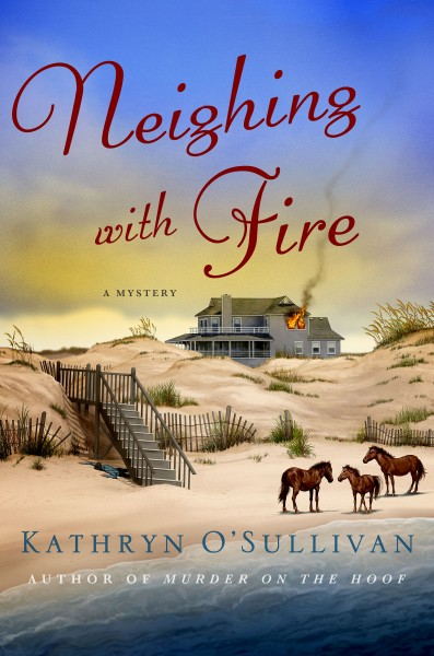Kathryn O'Sullivan Neighing with Fire