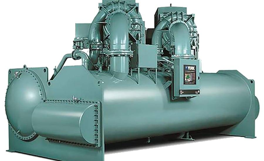 York VSD Coolant Replacement