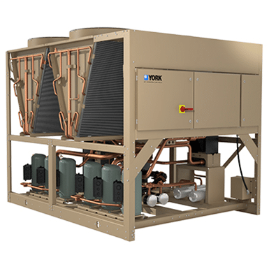 York YLAA chiller parts replacements