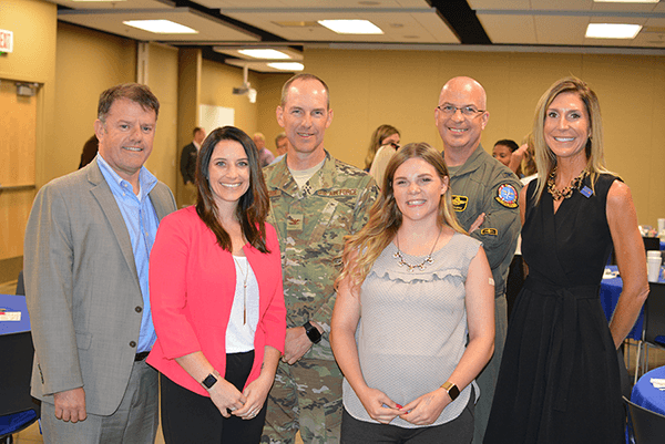 Military Round Table Luncheon _ August 2019