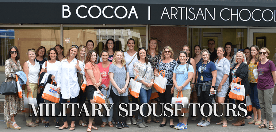 Program works to integrate Sheppard AFB Military Spouses into community