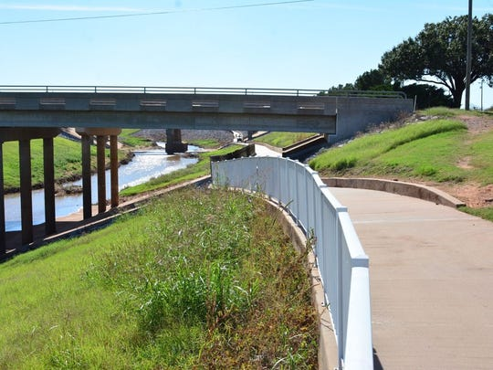 Circle Trail section heads toward completion