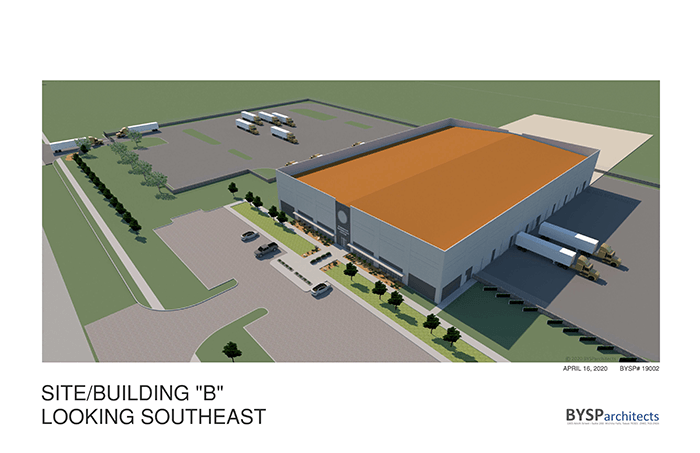 Chamber releases virtual spec building to  encourage new business