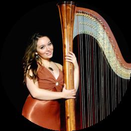 ventura harpist