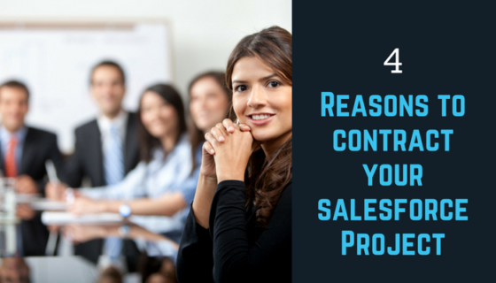 Staffing for your Salesforce Project