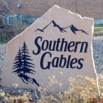 The Southern Gables Rock