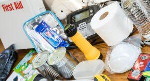 Southern Gables emergency preparedness kit