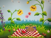 Bugs - picnic