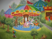 Carnival - Merry-go-round