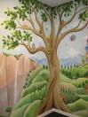castle-fairy tree