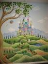 castle-under fairy tree