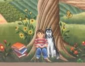 Read with Husky