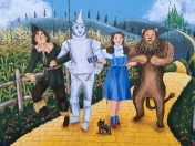 Characters -Oz